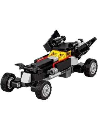 Batman The Movie The Mini Batmobile - Proshop