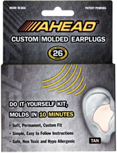 Ahead Custom Molded Earplugs