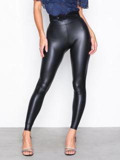 Pieces Pcnew Shiny Leggings Noos Byxor & Shorts