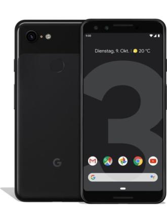 Pixel 3 64GB - Just Black