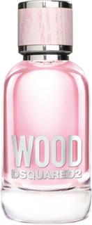 Wood Women Eau De Toilette Parfume Eau De Toilette Multi/mønstret DSQUARED2