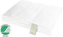 Nænsom Liv - Helårstäcke - Svanmärkt - 140x220cm - Medelvarmt täcke