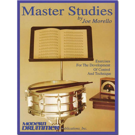 Master Studies: Exercises For Development Of Control And Technique