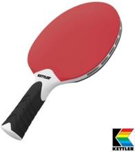 Table Tennis bat. Red/black