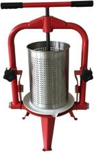 Obstpresse – rostfreier Stahl – 14 L