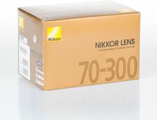Nikon AF-NIKKOR 70-300mm F/4-5.6G Objektive - Schwarz