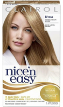 Clairol Nice 'n' Easy 8 Natural Medium Blonde 1 st