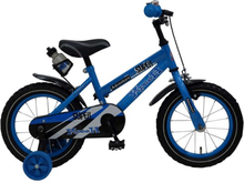 "Yipeeh - Super Blue 14"" Boys Bicycle"