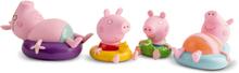 Peppa Pig - Greta Gris Badfigurer 2-Pack