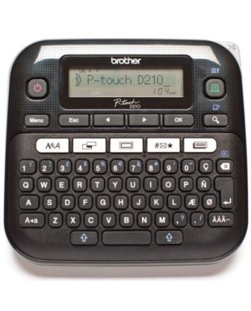 P-touch Märkmaskin D210VP