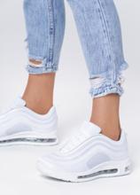 Białe Buty Sportowe Ulterior Motive