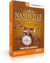 Expansioner till EZDrummer & Superior drummer 2.0 - EZX (EZX Nashville, Download)