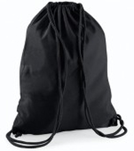 Cotton Gymsack Black/Black