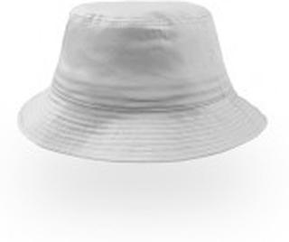 BUCKET COTTON\, Bucket Shape White