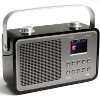 DAB2go+ Radio Black