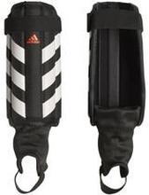 detailed look b0a89 1a334 adidas Säärisuojat Evertomic - Musta Valkoinen