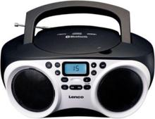 SCD-501 - boombox - CD USB-host Bluetooth