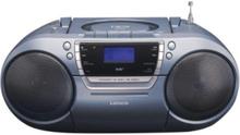 Bærbar radio SCD-680 DAB+ - boombox - CD USB-host Cassette - Stereo - Svart