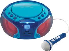 SCD-650 - boombox - CD USB-host