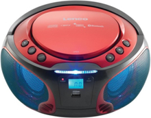 SCD-550 - boombox - CD USB-host Bluetooth
