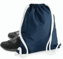 Icon Drawstring Backpack Sapphire Blue