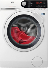 AEG L7FBK842E Vaskemaskine - Hvid