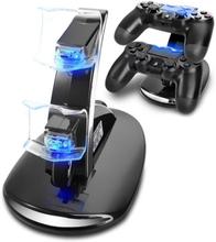 Ovio Sony Playstation 4 - Ps4 Led Ladestativ