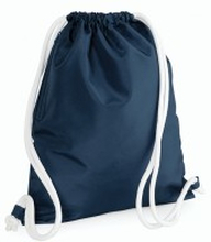 Icon Drawstring Backpack French Navy