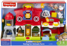 Fisher-Price Fisher Price Little People, Caring for Animals Farm