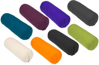 Yogapølle Økologisk m. bomuldsfyld (Farve: Natur)