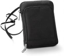 Travel Wallet Black