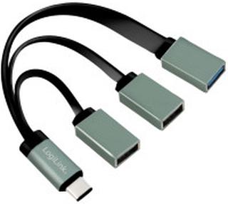 USB-C Hub 3-port