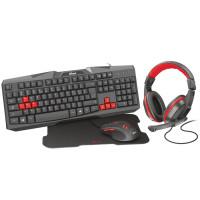 Ziva 4-in-1 Gaming bundle