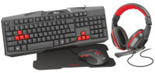 Ziva 4-in-1 Gaming bundle