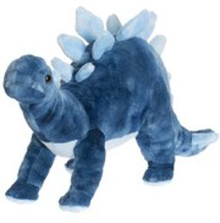 Teddy Dino stor blå