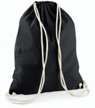 Cotton Gymsack Black