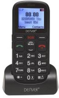 GSM-telefon med stora knappar