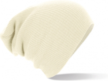 Slouch Beanie Off White