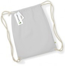 W810 EarthAware™ Organic Gymsac Light Grey
