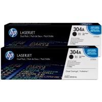 HP Tonerkassett - 2 x svart - 3500 sidor