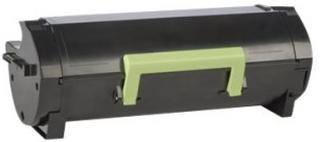 Lexmark 502UE - Extra lång livslängd - svart - original - tonerkassett Lexmark Corporate - för Lexmark MS510dn, MS610de, MS610d