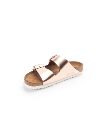 "Sandal ""Arizona"" Fra Birkenstock rosé - Peter Hahn"