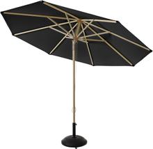 Pomino parasoll Svart 3,3 m