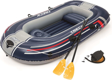 Bestway Hydro-Force oppblåsbar båt Treck X2 Set 255x127 cm 61068