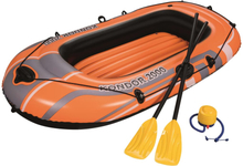 Bestway Oppblåsbart båtsett Kondor 2000 Set 188x98 cm 61062