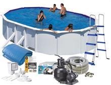 Basseng/Pool Basic 120 5x3m - 14550 l