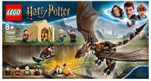 75946 Harry Potter Turneringen i magisk trekamp: Ungersk taggsvans