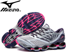 Mizuno Wave Prophecy 8 Professional Women Shoes Outdoor Breathable Sport Mizuno Brand Wave Prophecy 7 Weightlifting Shoes