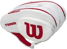 Wilson Padel Bag White/Red