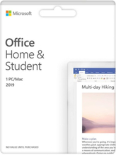 Microsoft Office Home and Student 2019 - | PC/Mac |